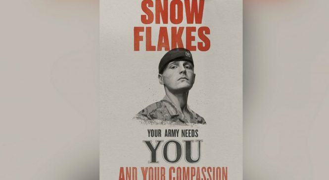 'Snowflakes, your army needs you!': UK targets millennials in recruitment drive