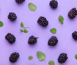 5 Health Benefits of Blackberries (Including the Frozen Kind)