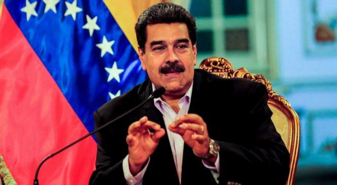 Venezuela's Maduro says he's ready to negotiate as Trump calls Guaidó
