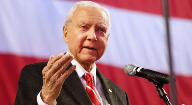 Sen. Orrin Hatch's influence of US health care