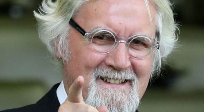 Sir Billy Connolly says sorry to fans and declares he's 'not dying'