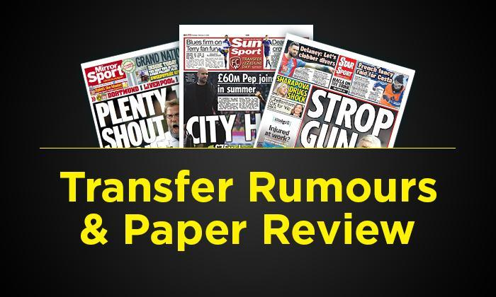 All the latest football news and gossip
