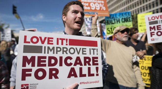 Medicare for All could take center stage in the 2020 election. Here's what that means