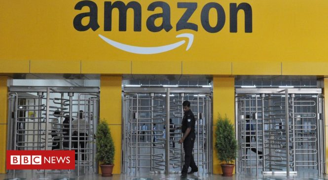 Amazon forced to pull products in India as new rules bite