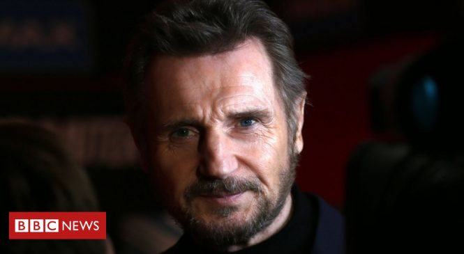 Liam Neeson sparks race row over rape comments