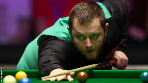 World Grand Prix: Mark Allen has no regrets after controversially conceding match