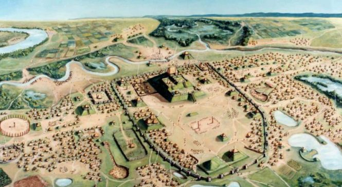 Ancient feces links climate change to fall of prehistoric city Cahokia