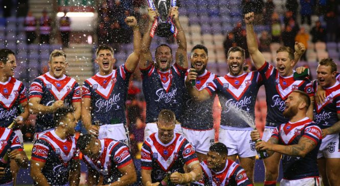 Wigan Warriors 8-20 Sydney Roosters: Sydney punish poor Wigan start to win World Club Challenge