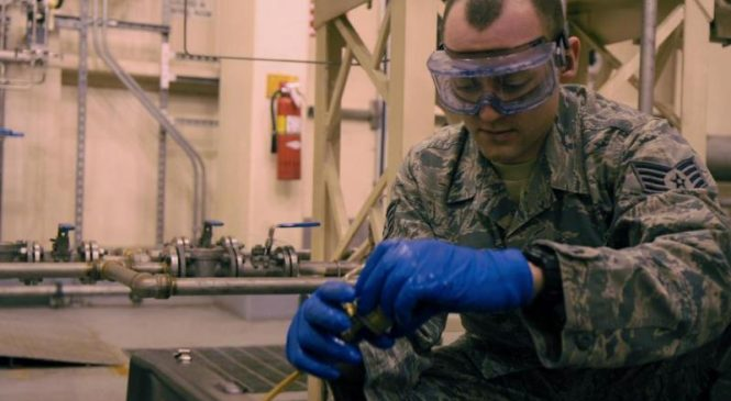 CDC to test for carcinogens around eight U.S. military bases