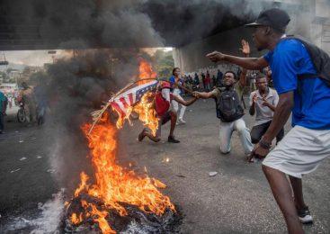 Street protests in Haiti strand Canadian missionaries, nurses