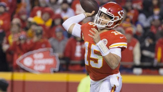 Chiefs, agent knew Patrick Mahomes was a star in 2017