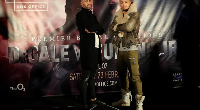 What time is James DeGale vs Chris Eubank Jr TONIGHT? Main event start time, undercard results, live talkSPORT commentary