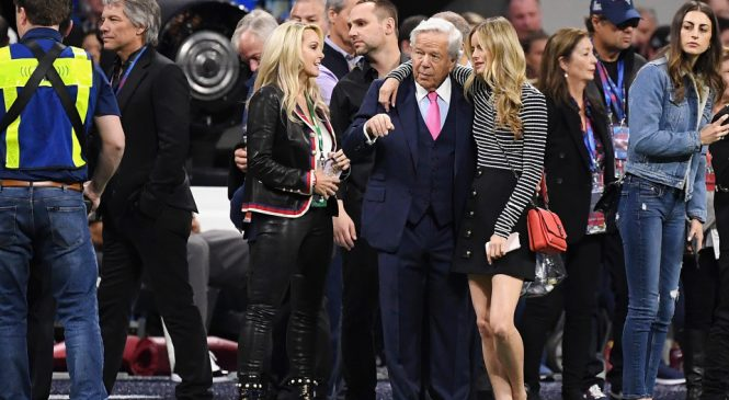 New England Patriots owner Robert Kraft pleads not guilty to solicitation of prostitution charges