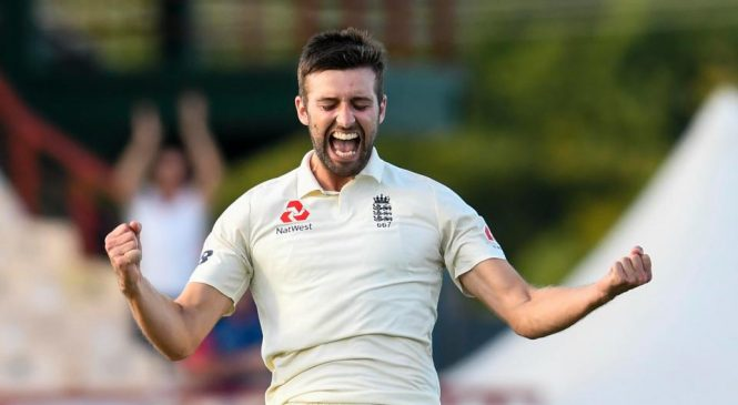 West Indies vs England: Mark Wood wows with stunning spells as tourists finally find something to cheer