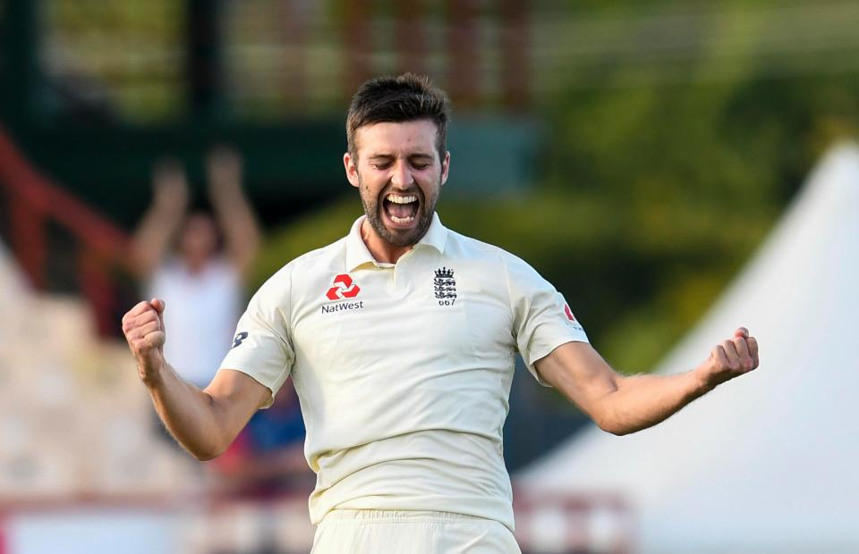 Mark Wood starred on his Test comeback