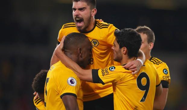 Wolves 1-1 Newcastle: Hosts post hilarious reaction to Willy Boly goal