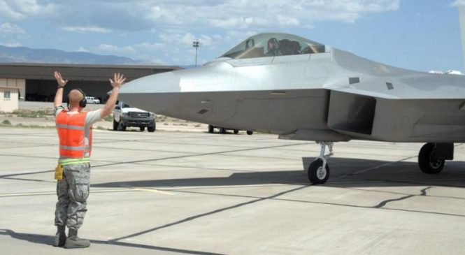 Holloman Air Force Base receives notice for groundwater contamination