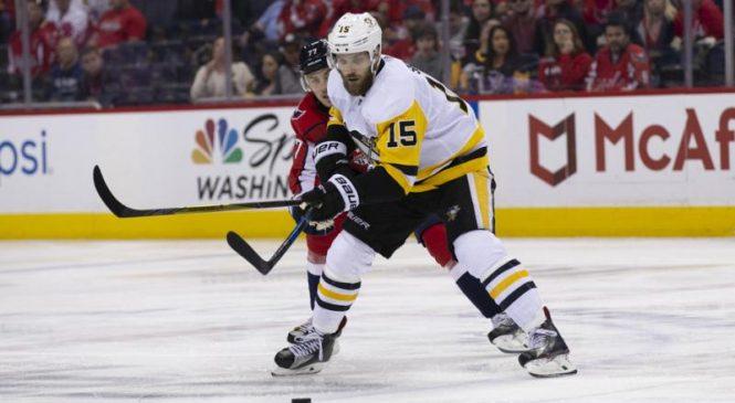 Penguins send Brassard, Sheahan, picks to Panthers