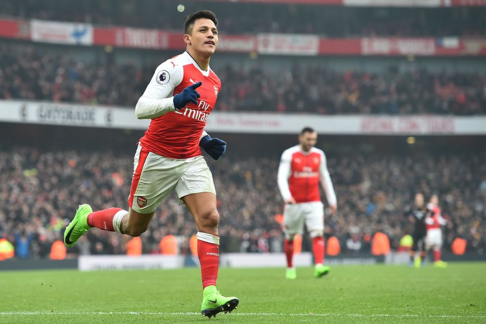 Alexis Sanchez scored 80 goals in 166 appearances for Arsenal. He has just 5 in 37 for Man United