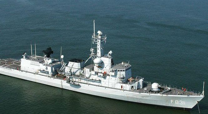 Thales awarded contract to build 3 new frigates for Netherlands, Belgium