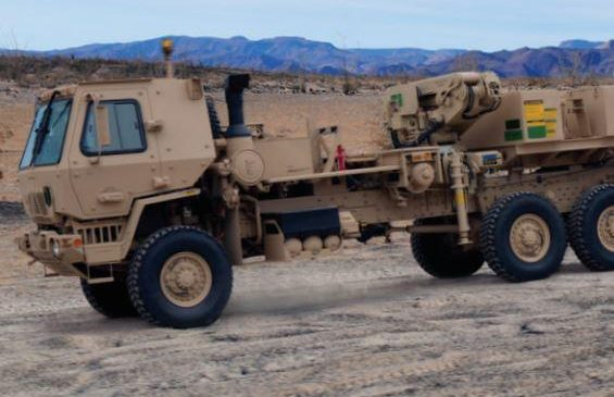 U.S. Army orders tactical vehicles from Oshkosh Defense