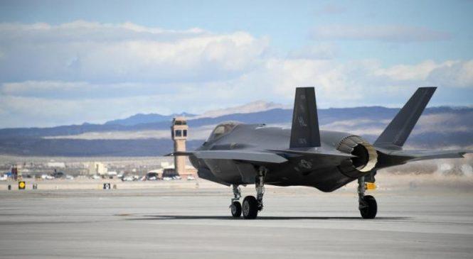 U.S., Australia, Britain conduct training aviation exercise in Nevada