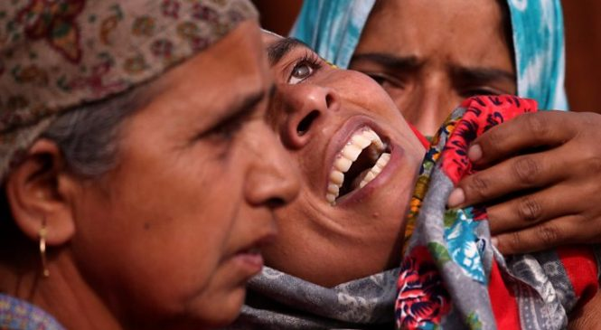 Pulwama attack: Pakistan warns India against military action