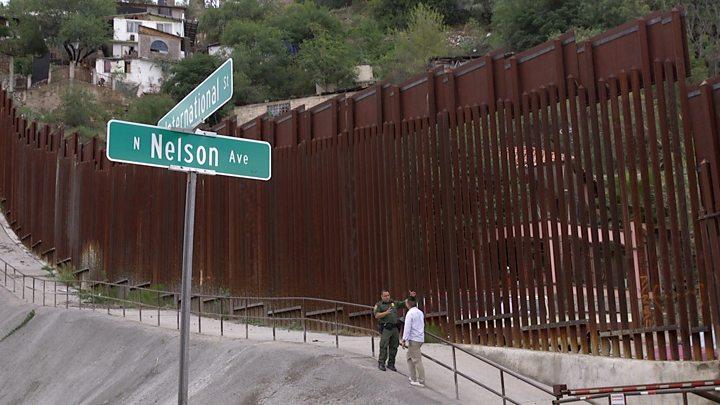 Trump's wall: Mind the gaps