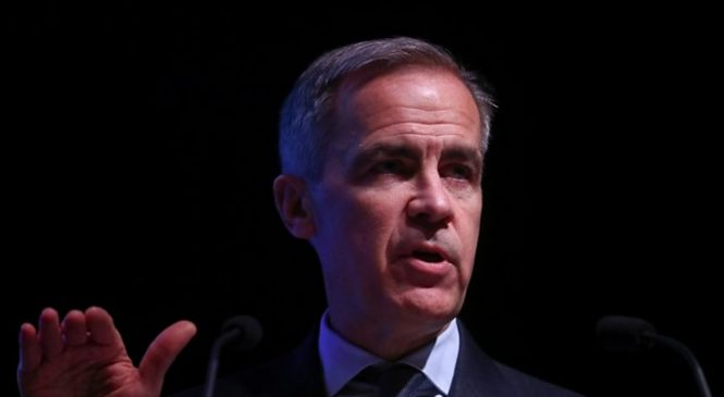 Brexit: Mark Carney warns of no-deal 'economic shock'