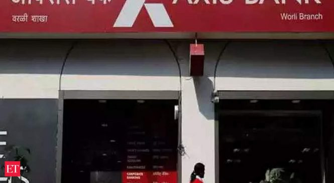 Government seeks to raise Rs 5,316 crore by selling 3% in Axis Bank