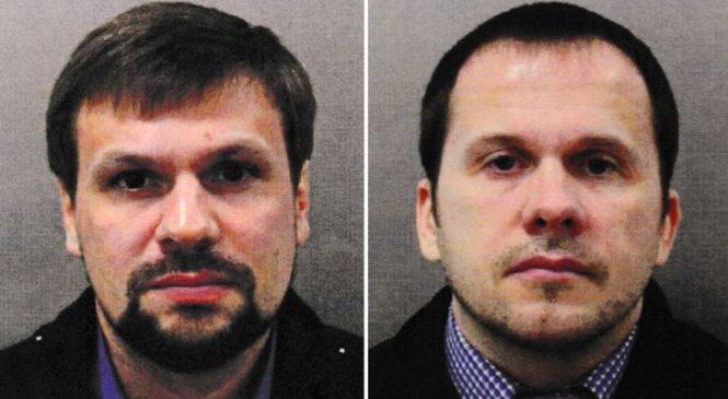 Third suspect in Salisbury poisoning 'identified'