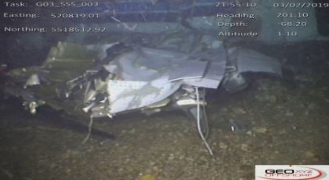 Sala crash: Plane 'not allowed to be used for commercial operations'
