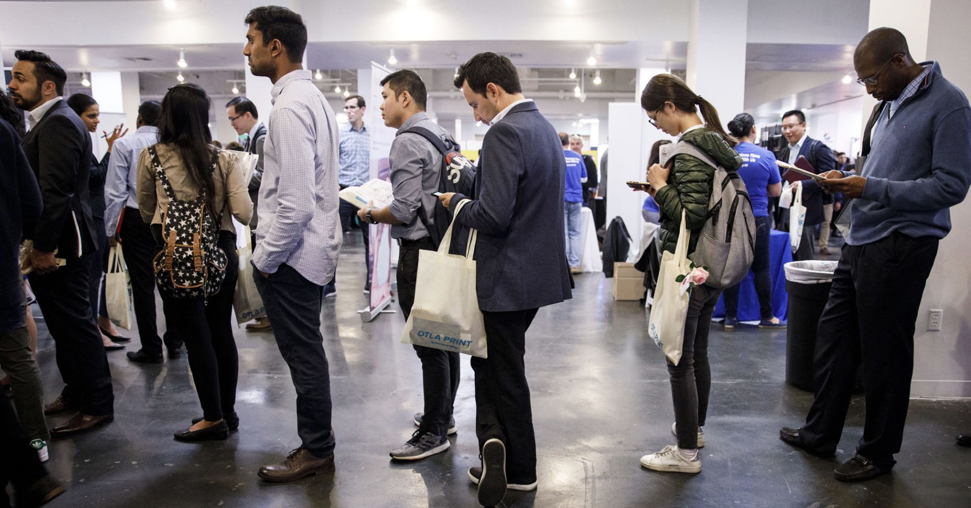 Companies are hiring! Here's how to get a foot in the door