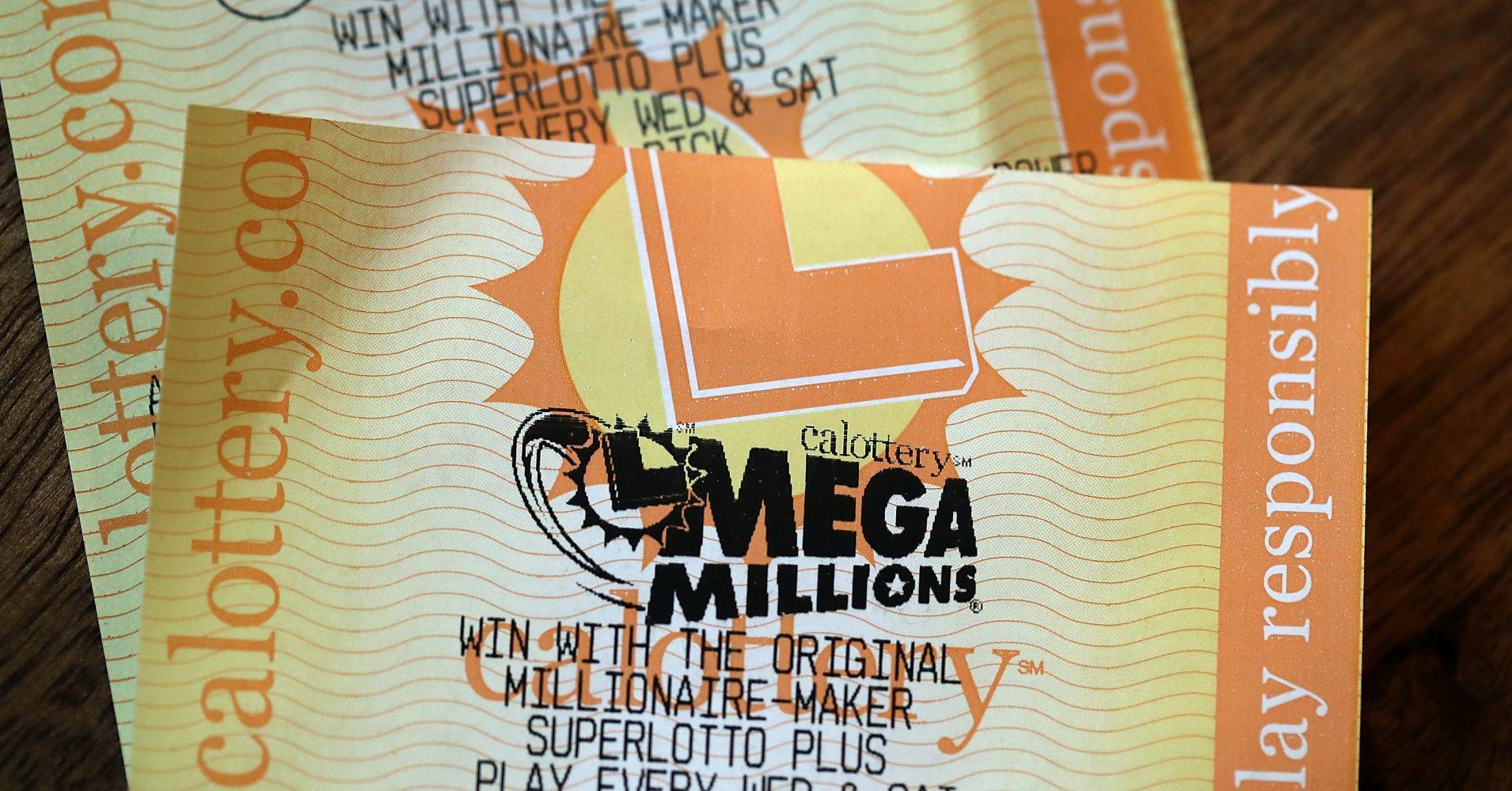 Someone hit the $267 million Mega Millions jackpot. Here's the tax bite
