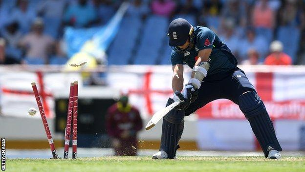England in West Indies: Dismal tourists lose by seven wickets as series drawn 2-2