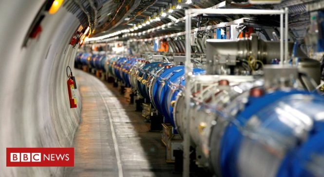 Cern cuts ties with 'sexist' scientist Alessandro Strumia