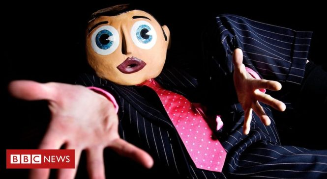 Getting inside the head of the man who was Frank Sidebottom