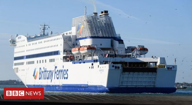 Brexit ferry contracts could cost government millions more