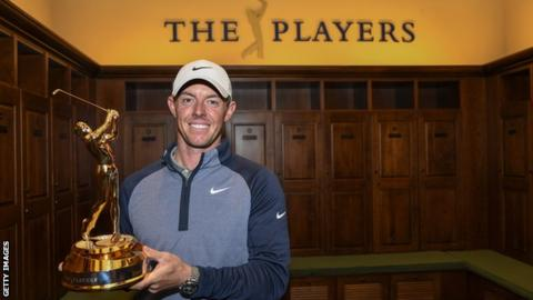 Rory McIlroy says best golf still to come after Players Championship win