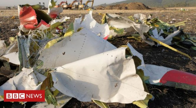 Boeing Ethiopia crash probe 'finds anti-stall device activated'