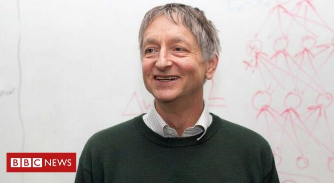 British-Canadian AI expert Geoffrey Hinton wins Turing Award