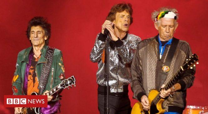 Rolling Stones postpone North America tour over Mick Jagger illness