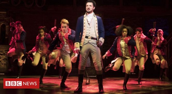 Hamilton leads with five wins at What's On Stage Awards