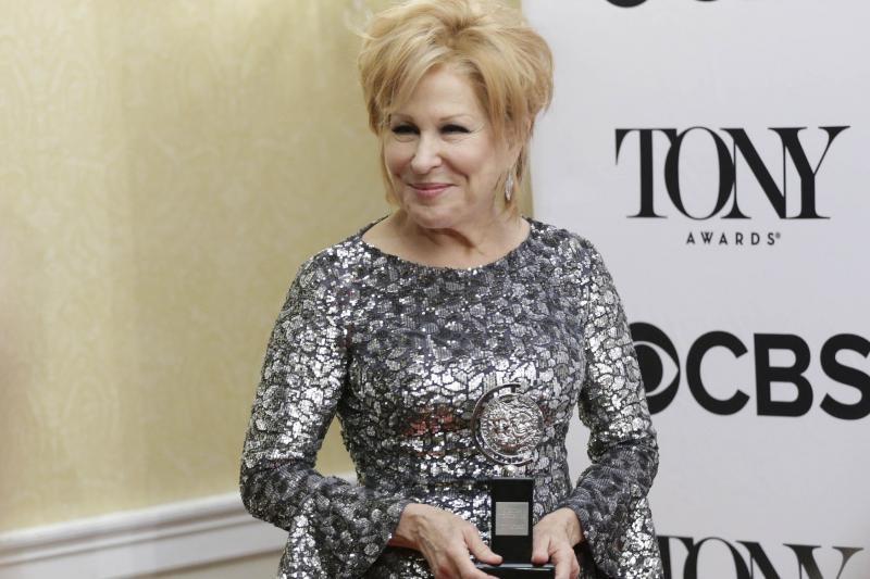 Bette Midler, Judith Light join 'Politician' ensemble