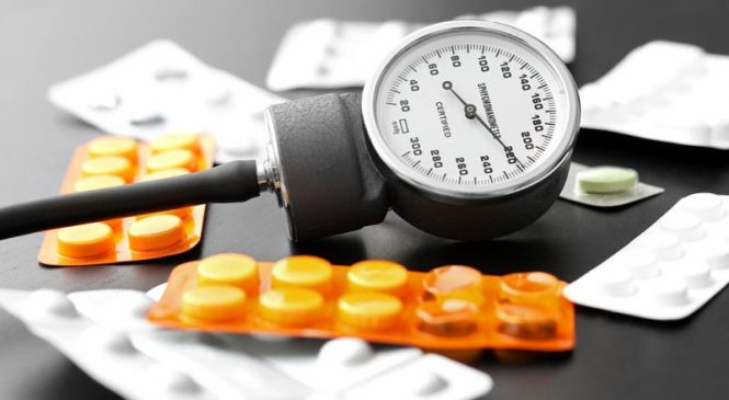 Blood pressure drug linked to death risk, study says