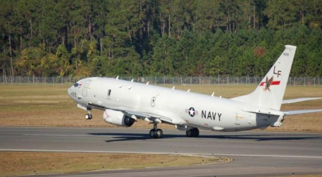 Boeing receives $428M contract for modifications on P-8A Poseidon maritime plane