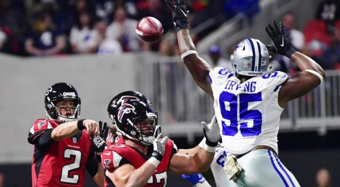 Dallas Cowboys DL David Irving suspended indefinitely by NFL