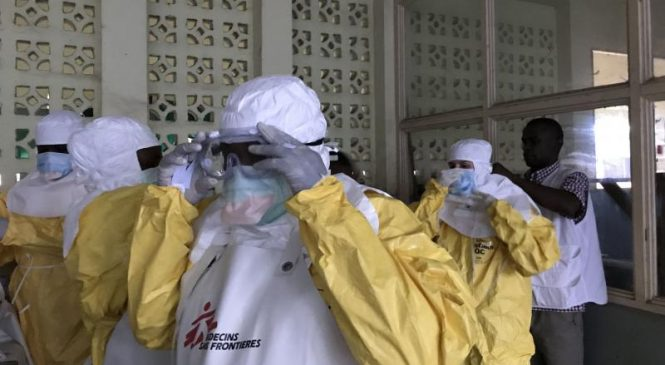 Democratic Republic of Congo Ebola outbreak surpasses 1,000 cases