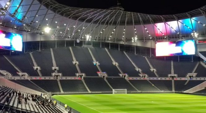 Tottenham new stadium latest: £1billion arena 'faces delay' as there is 'no space for corners'