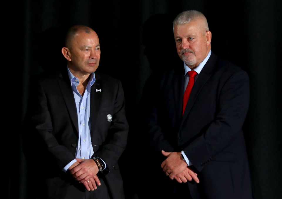 Warren Gatland as England head coach? Lawrence Dallaglio says Wales boss will be on shortlist to replace Eddie Jones after 2019 World Cup
